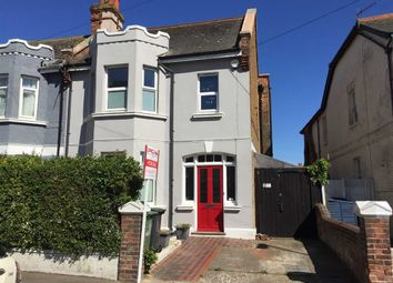 Thumbnail 4 bed semi-detached house for sale in Priory Road, Hastings, East Sussex