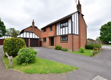 Thumbnail 4 bed detached house for sale in Worthing Road, Horsham, West Sussex