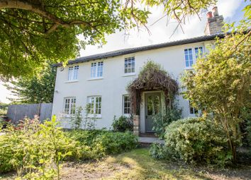Thumbnail 4 bed detached house to rent in 8 Mill Lane, Hinxton, Saffron Walden