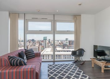 Thumbnail 2 bedroom flat for sale in The Cube East, 200 Wharfside Street