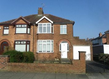 Thumbnail 3 bed semi-detached house to rent in Gaythorne Avenue, Preston