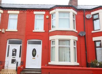 Thumbnail 3 bedroom terraced house for sale in Stormont Road, Garston, Liverpool