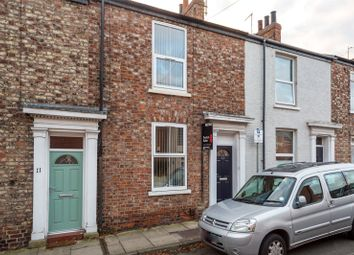 Thumbnail 3 bed terraced house for sale in Lowther Street, York