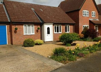 Thumbnail 2 bedroom detached bungalow for sale in Edinburgh Close, Watton, Thetford