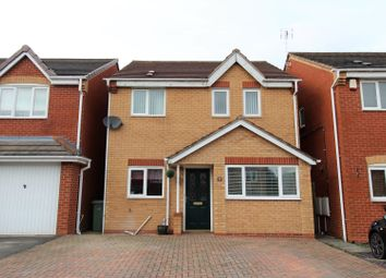 Thumbnail 3 bed detached house for sale in Ashton Road, Chesterfield