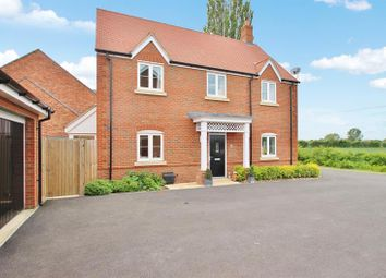 Thumbnail 4 bed detached house for sale in Rye Gardens, Sutton Courtenay, Abingdon