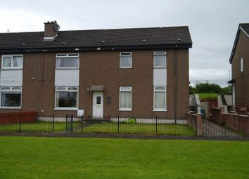 Thumbnail 3 bed flat for sale in Wrangholm Drive, Carfin, Motherwell
