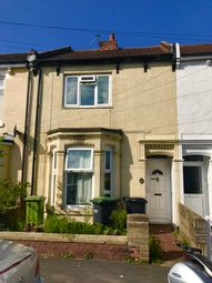 Thumbnail 3 bed terraced house for sale in Queens Road, Gosport