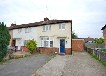 Thumbnail 4 bed end terrace house for sale in Beresford Avenue, Slough, Berkshire