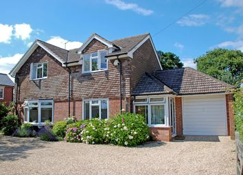 Thumbnail 4 bed detached house for sale in Lyndhurst Road, Godwinscroft, Christchurch