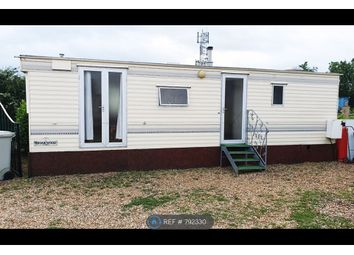 Thumbnail 2 bed mobile/park home to rent in Five Counties Caravan Park, Greetham