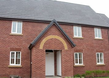 Thumbnail 2 bed flat to rent in Silverdale Drive, Burntwood, Staffs