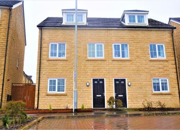 Thumbnail 3 bed semi-detached house for sale in St. Stephen Crescent, Burnley