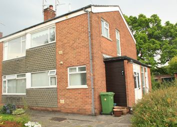 Thumbnail 2 bed flat for sale in Heol Llanishen Fach, Rhiwbina, Cardiff