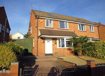 Thumbnail 3 bedroom semi-detached house to rent in Humber Road, Worcester