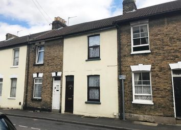 Thumbnail 2 bed terraced house for sale in 7 East Street, Gillingham, Kent