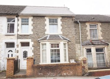 Thumbnail 2 bedroom terraced house for sale in Gwern Berthi Road, Abertillery