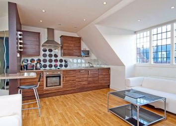 Thumbnail 1 bed flat to rent in St Johns Wood High Street, London