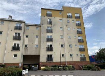Thumbnail 1 bed flat for sale in Carpathia Drive, Southampton