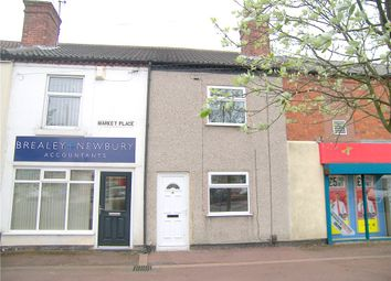 Thumbnail 2 bed terraced house to rent in Market Place, Huthwaite, Sutton-In-Ashfield
