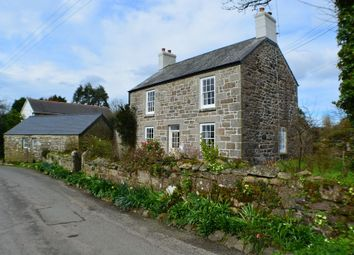 Thumbnail 3 bed detached house for sale in Bosulval, Newmill, Penzance