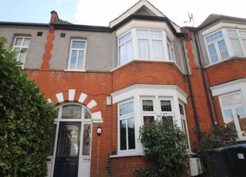 Thumbnail 3 bedroom flat to rent in Stonard Road, London