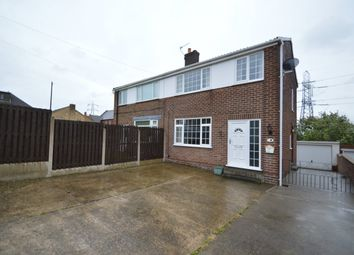 Thumbnail 3 bedroom semi-detached house for sale in Long Causeway, Stanley, Wakefield