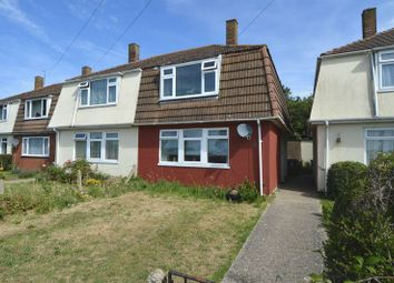 Thumbnail 2 bed semi-detached house to rent in Gosport Road, Stubbington, Fareham