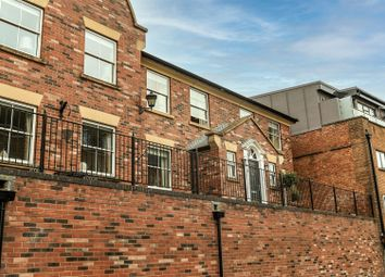 Thumbnail 3 bed town house for sale in Town Walls, Shrewsbury