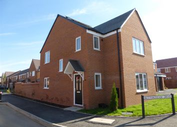 Thumbnail 3 bed detached house for sale in Plot 21 Hatfield, The Print Works, Peterborough