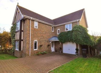 Thumbnail 4 bed detached house for sale in Haywain Close, Kingsnorth, Ashford