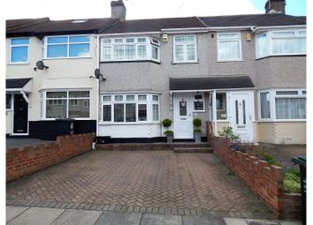 Thumbnail 3 bedroom terraced house for sale in Savoy Road, Dartford