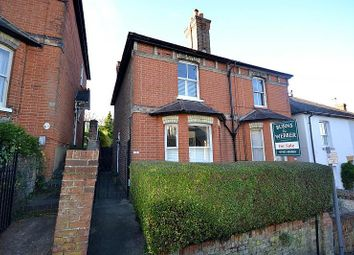 Thumbnail 3 bed semi-detached house to rent in Cheselden Road, Guildford