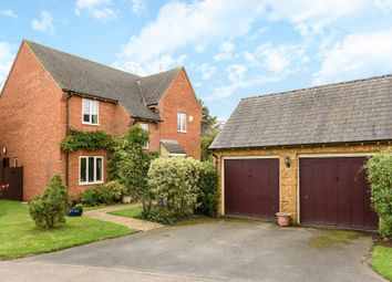 Thumbnail 4 bed detached house to rent in Old School End, Hook Norton, Banbury