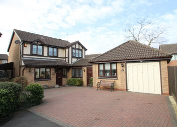 Thumbnail 5 bed detached house for sale in Simmonds Way, Atherstone