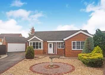 Thumbnail 3 bed detached bungalow for sale in Westholm, Cherry Willingham