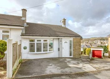 Thumbnail 2 bed semi-detached bungalow for sale in Moor Crescent, Skipton