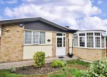Thumbnail 3 bed bungalow for sale in Buckwell End, Wellingborough, Northamptonshire