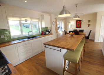 Thumbnail 4 bed detached house to rent in Michel Dene Road, East Dean, Eastbourne