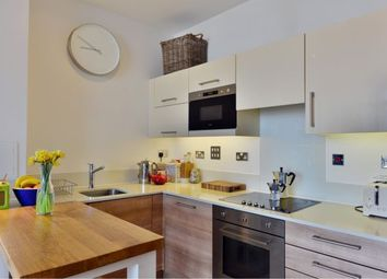 Thumbnail 1 bed flat for sale in Cornell Square, Vauxhall