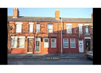 Thumbnail 2 bed terraced house to rent in Liverpool Road, Warrington