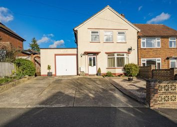 Thumbnail 3 bed semi-detached house for sale in Chestnut Avenue, Southborough, Tunbridge Wells