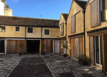 Thumbnail 3 bedroom mews house for sale in Rivers Street Mews, Bath