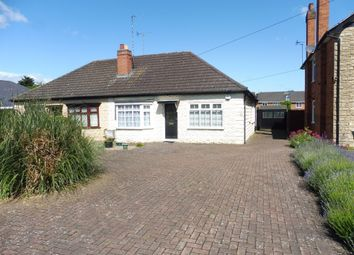 Thumbnail 2 bed semi-detached house for sale in Hinckley Road, Leicester Forest East, Leicester