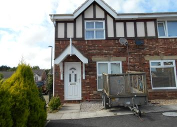 Thumbnail 3 bed semi-detached house to rent in Lanhydrock Close, Paignton