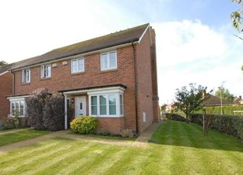 Thumbnail 3 bed semi-detached house to rent in South Street, Pennington, Lymington