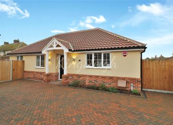Thumbnail 3 bed bungalow for sale in Fronks Road, Dovercourt, Harwich, Essex