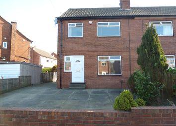 Thumbnail 3 bedroom semi-detached house to rent in Kirkdale Gardens, Wortley, Leeds