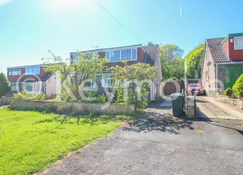 Thumbnail 3 bed semi-detached house for sale in Reevy Avenue, Bradford, West Yorkshire