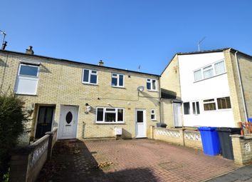 Thumbnail 4 bed semi-detached house for sale in Castle Avenue, Haverhill